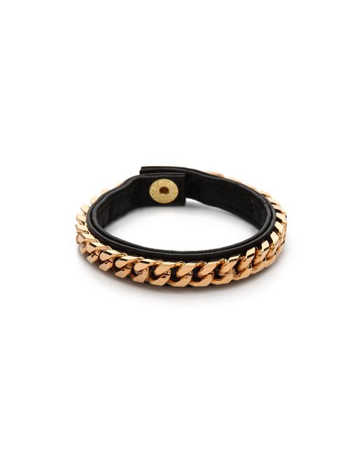 Vita Fede - Black Monaco Single Bracelet - Lyst
