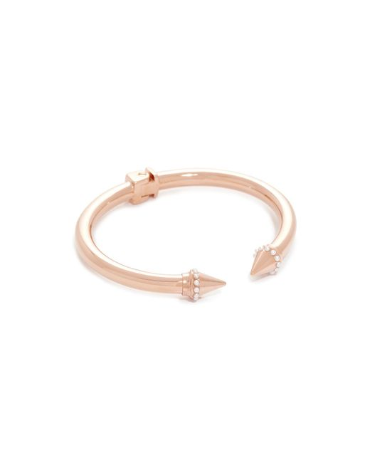 Vita Fede | Pink Mini Titan Pearl Bracelet | Lyst