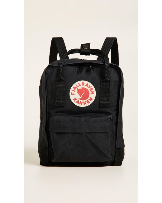 Fjallraven - Purple Kanken Mini Backpack - Lyst