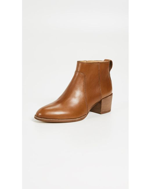 Madewell - Brown The Asher Boot - Lyst