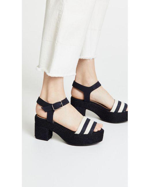 Castaner - Multicolor Yam Platform Sandals - Lyst