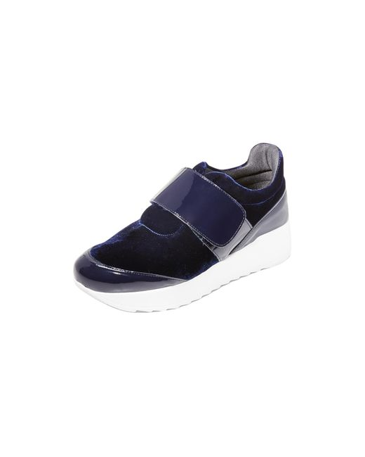 Free People | Blue Cannon Sneakers | Lyst