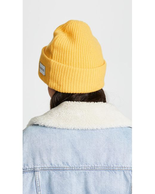 Yellow Knit Hat. ribbed knit hat lee s yarning. neon yellow ... 5c5ca010aa92