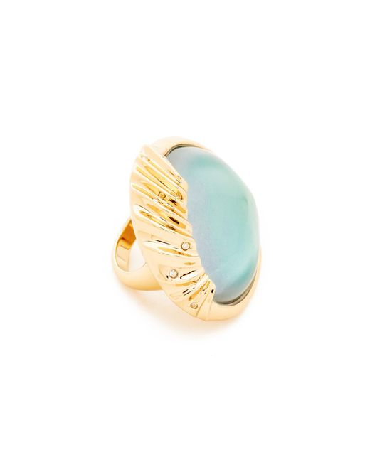 Alexis Bittar | Metallic Sculptural Sphere Cocktail Ring | Lyst