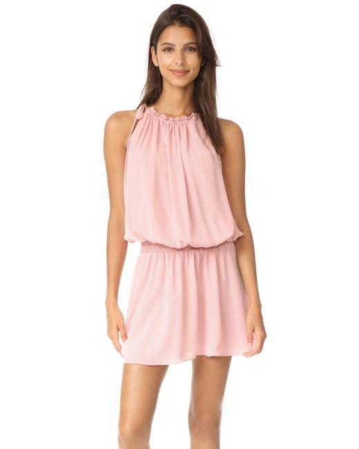 Amanda Uprichard | Pink Emlyn Dress | Lyst