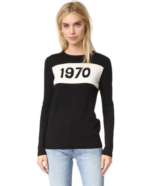 Bella Freud | Black 1970 Sweater | Lyst