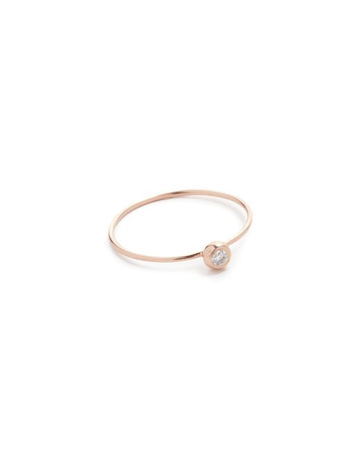 Blanca Monros Gomez | Pink White Diamond Ring | Lyst