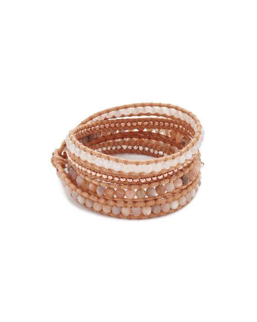 Chan Luu | Multicolor Wrap Bracelet | Lyst
