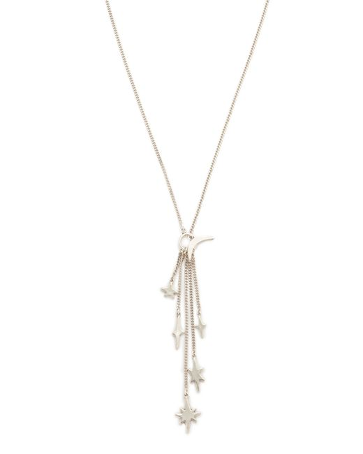 Chan Luu | Metallic Fringe Necklace | Lyst