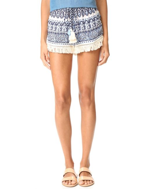 Cool Change | Blue Babe Shorts | Lyst