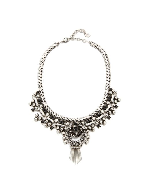 DANNIJO | Black Misch Ii Necklace | Lyst
