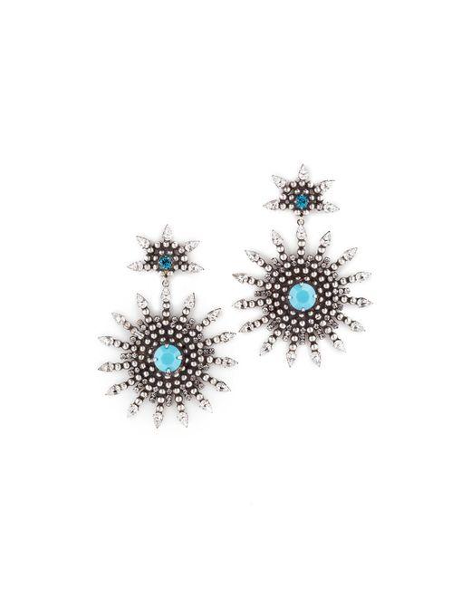 DANNIJO | Multicolor Delano Earrings | Lyst