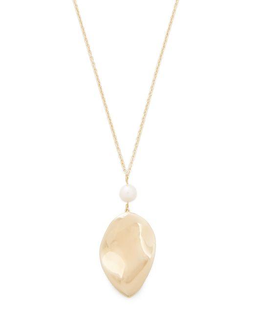 Elizabeth and James | Metallic Halona Pendant Necklace | Lyst