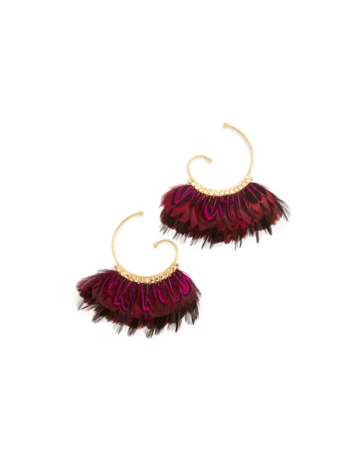 Gas Bijoux | Purple Buzios Earrings | Lyst