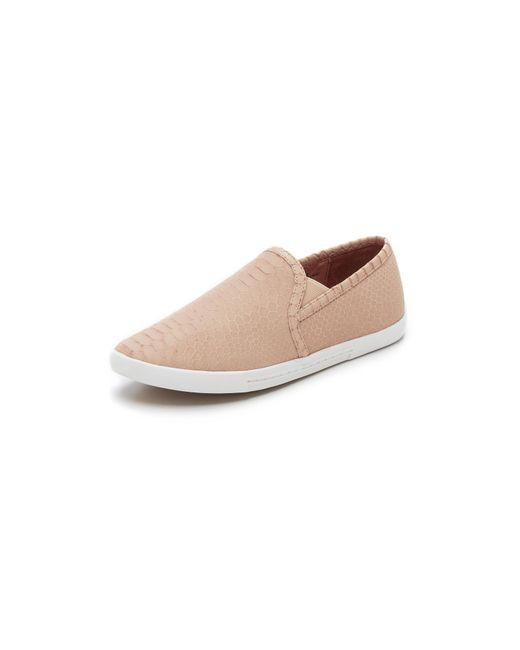 Joie | Pink Kidmore Slip On Sneakers | Lyst