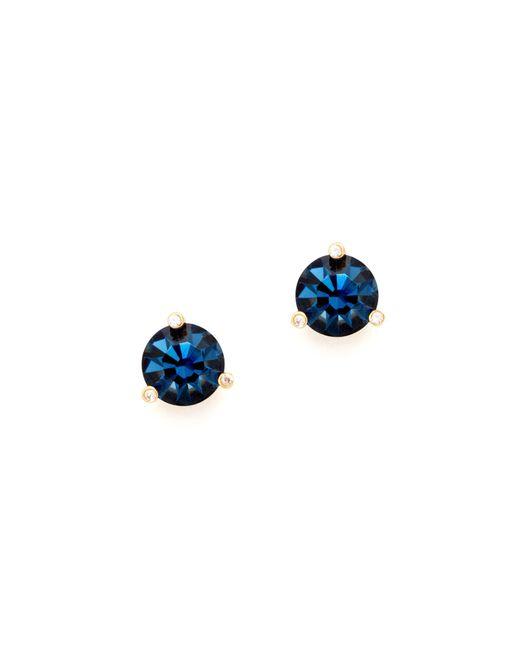 Kate Spade | Multicolor Rise & Shine Small Stud Earrings | Lyst