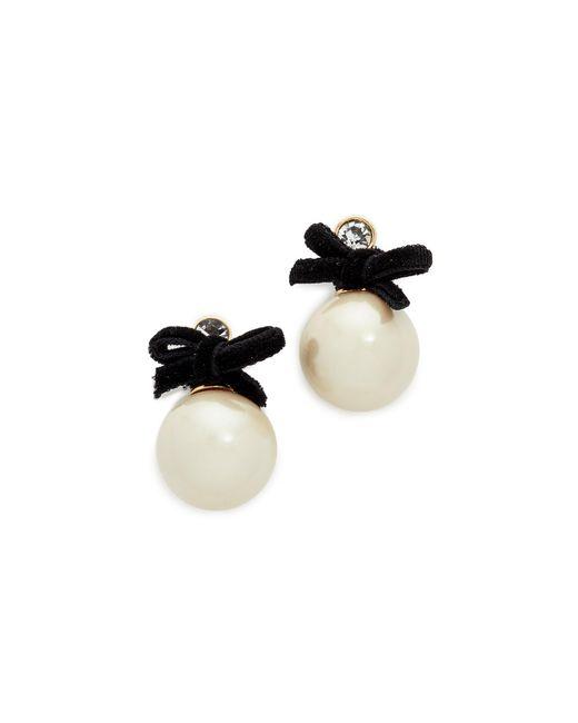 Kate Spade | Multicolor Girly Pearly Drop Stud Earrings | Lyst