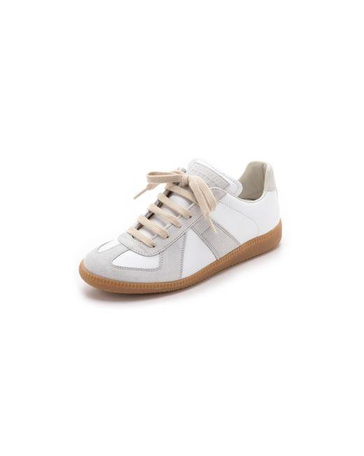 Maison Margiela | Multicolor Replica Low Top Sneaker | Lyst