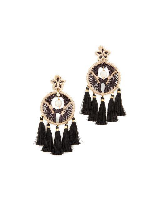 Mercedes Salazar   Multicolor Circulina Clip On Earrings   Lyst