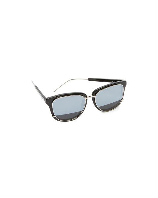 3.1 Phillip Lim | Multicolor Mirrored Sunglasses | Lyst
