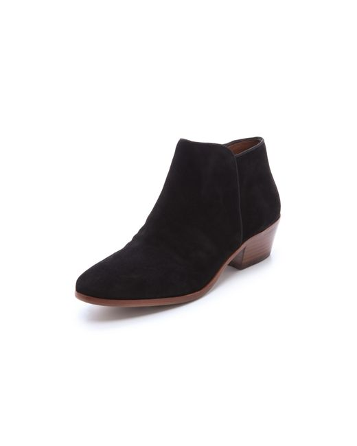 Sam Edelman | Brown 'petty' Chelsea Boot | Lyst