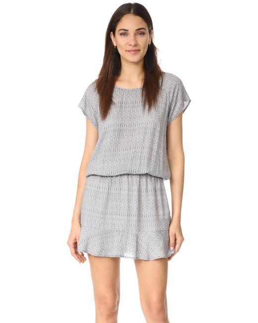 Soft Joie   Gray Quora Dress   Lyst