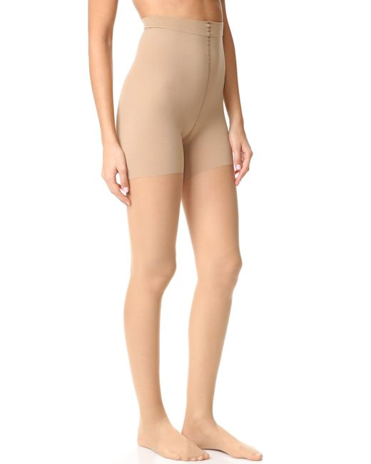 Spanx | Natural Luxe Leg Sheer Tights | Lyst