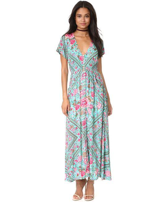 Spell | Multicolor Babushka Gown | Lyst