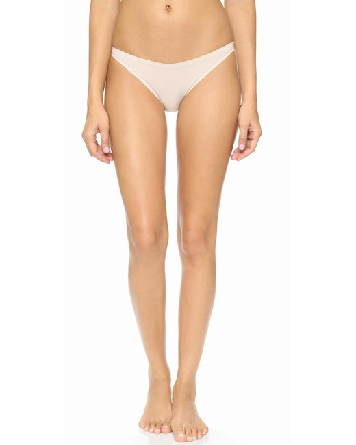 Stella McCartney   Pink New Stella Smooth & Lace Bikini   Lyst