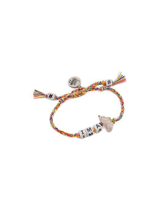 Venessa Arizaga | Multicolor I'm A Unicorn Bracelet | Lyst