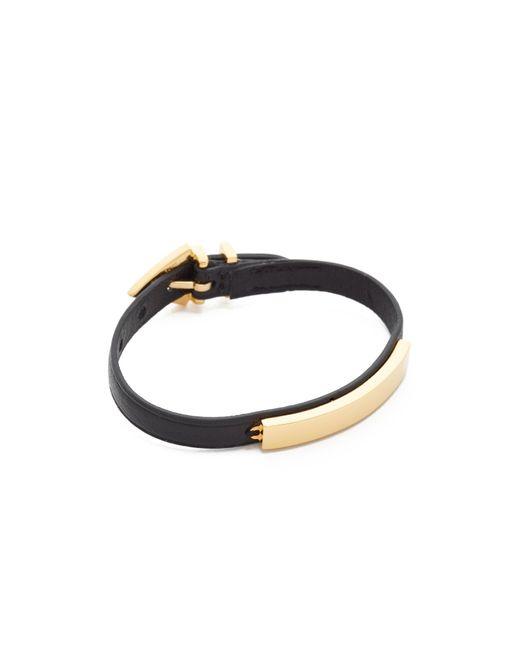 Vita Fede | Black Mini Titan Pelle Bracelet | Lyst
