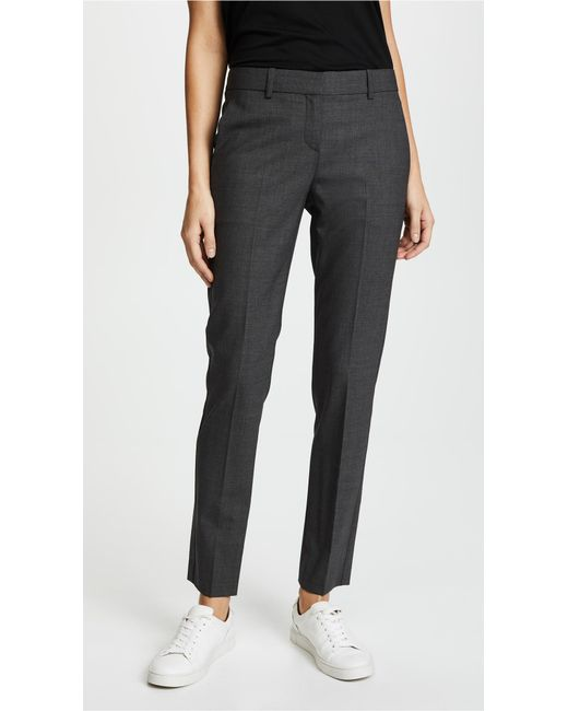 Theory - Gray Edition Four Testra 2b Pants - Lyst
