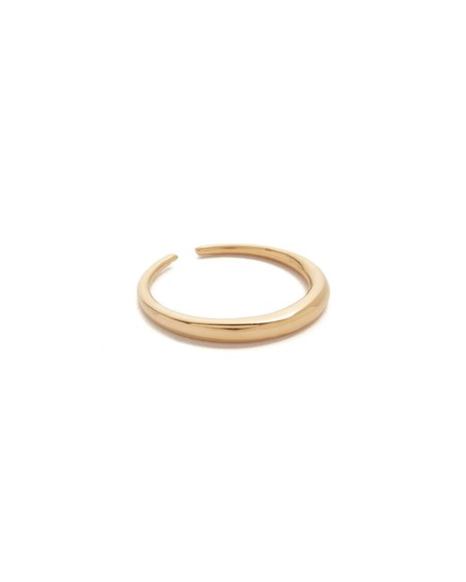 Gabriela Artigas - Yellow Infinite Tusk Ring - Lyst