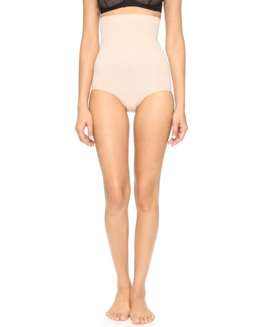 Spanx - Natural Higher Power Panties - Lyst