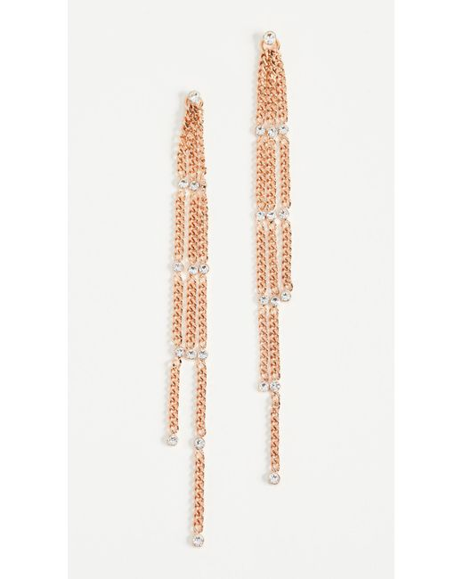 Vita Fede   Metallic Stella Solitaire Earrings   Lyst
