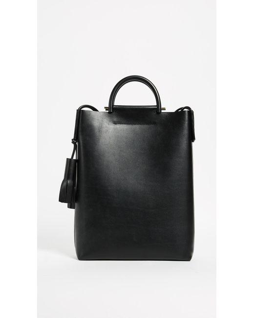 Building Block | Black Business Tote Bag | Lyst