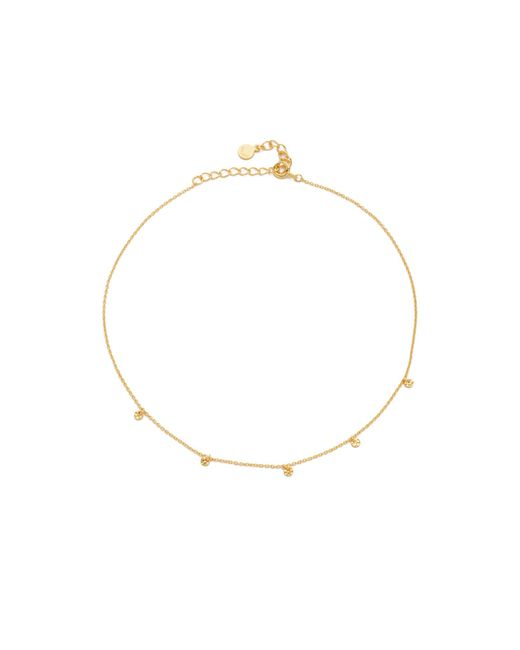 Gorjana Five-Disc Choker Necklace LkYcjN
