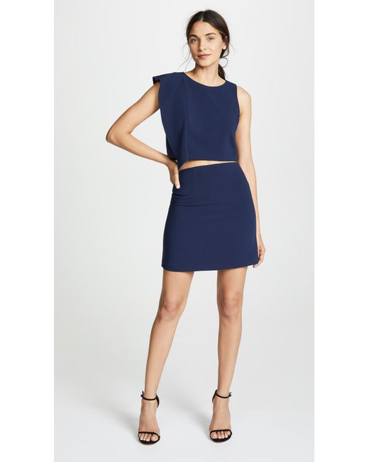 Black Halo - Blue Maple 2 Piece Dress - Lyst