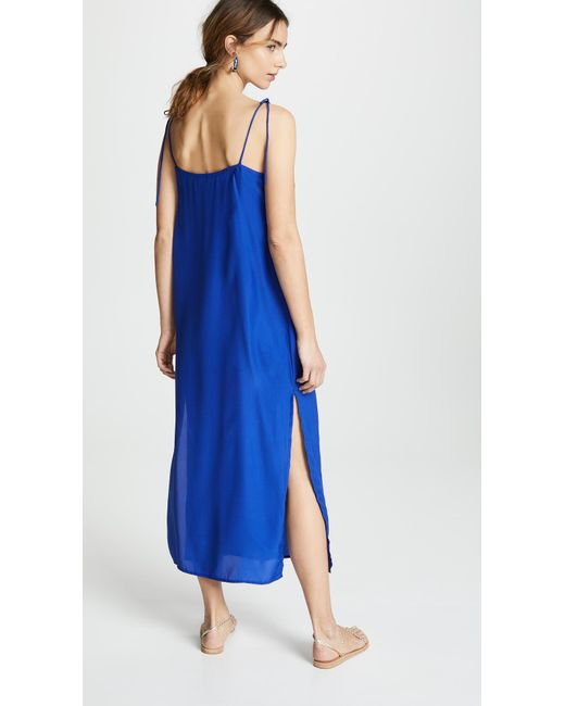 887790457c ... Mikoh Swimwear - Blue Okayama Dress - Lyst ...