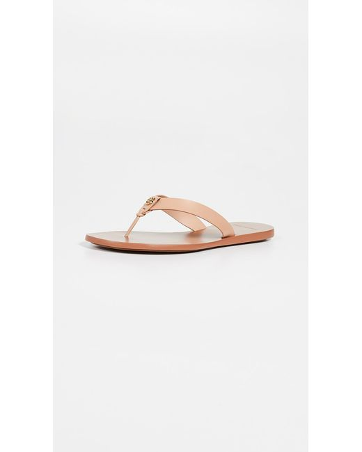 0c2b13acfb23 ... Tory Burch - Multicolor Manon Thong Sandals - Lyst ...