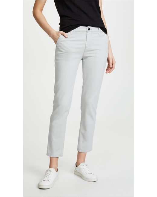 AG Jeans Multicolor The Caden Trousers