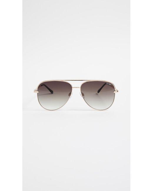 Quay - Multicolor Sahara Sunglasses - Lyst