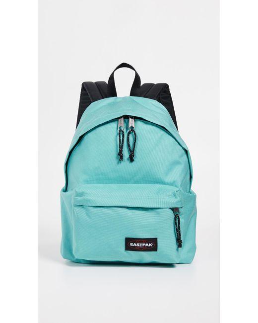 Eastpak - Blue Padded Pak'r Backpack - Lyst