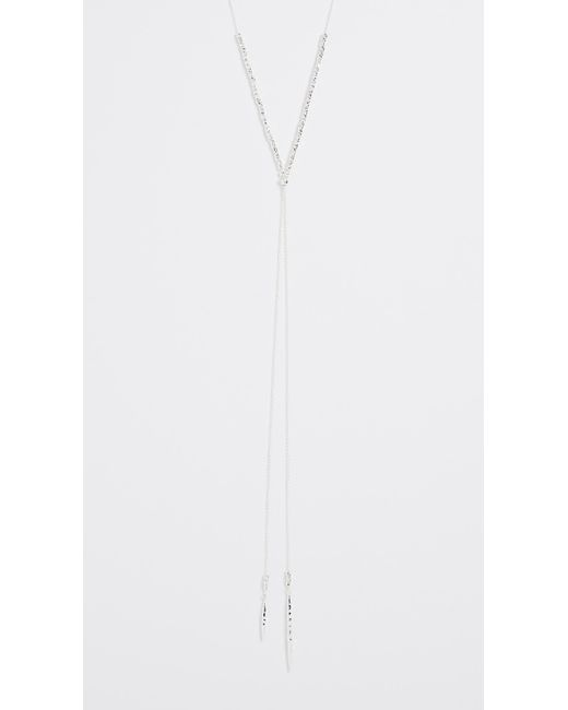 Gorjana - Metallic Laguna Adjustable Necklace - Lyst