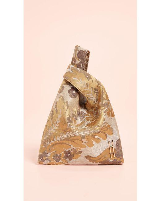 Hayward - Multicolor Venetian Silk Jacquard Mini Shopper - Lyst