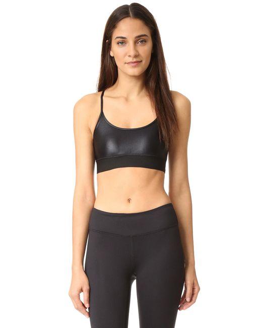 Koral Activewear - Black Sweeper Versatility Bra - Lyst