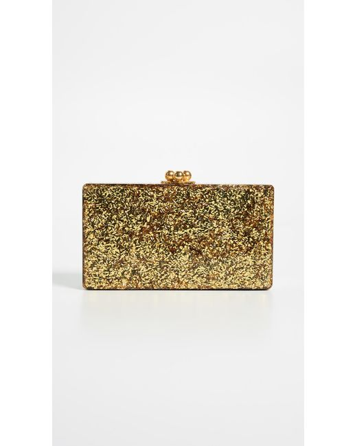 Edie Parker - Multicolor Jean Solid Clutch - Lyst
