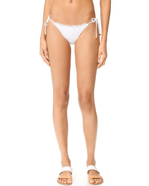 Heidi Klum | Multicolor Jetset Dreamer Tie Side Bikini Bottoms | Lyst