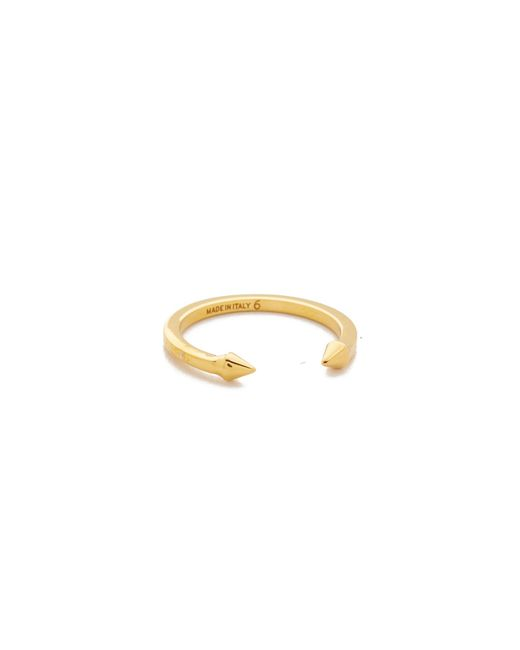 Vita Fede - Metallic Super Ultra Mini Titan Ring - Lyst