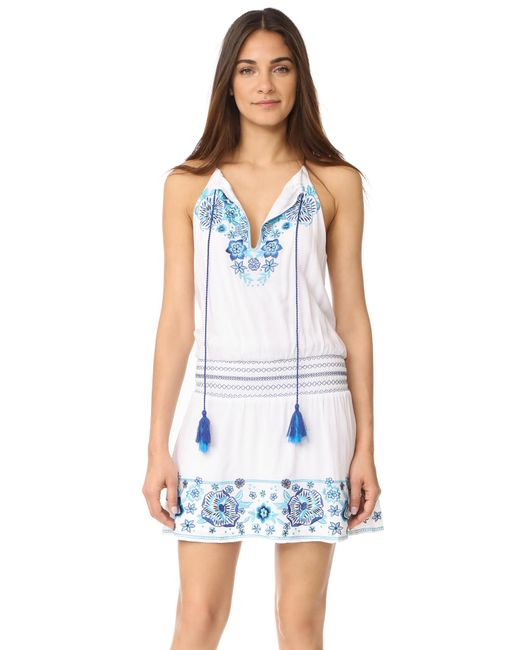 Parker | White Daiquiri Dress | Lyst